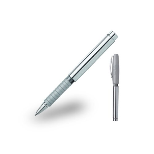 Faber-castell Basic Polished Silver Rollerball