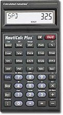 Calculated Industries 8416 Nautical Calculator Plus