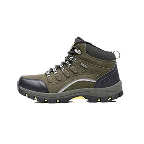 de Cordones Zapatos Aire de cálido Zapatos Senderismo Invierno Informal Transpirables Antideslizantes Libre más de Deporte Zapatos de Las cálido Mujeres Escalada al vXqqngEr