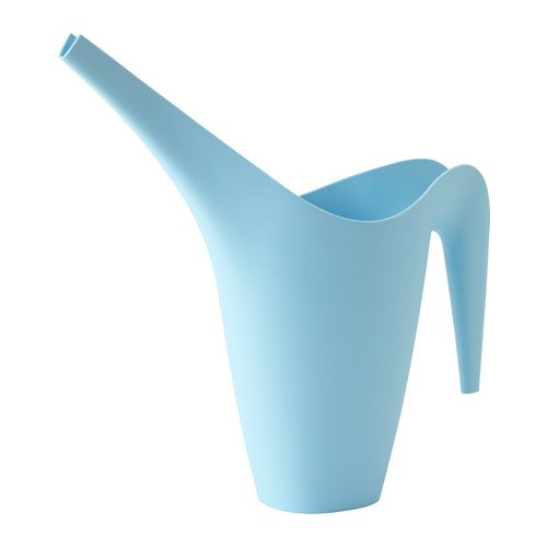 Ikea Ps Vållö Watering Can - light blue - New Color Spring 2016 (1) by IKEA
