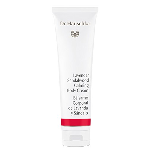 Lavender Sandalwood Calming Body Cream 4.9oz moisturizer by Dr. Hauschka Skin Care