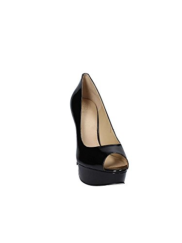 Women Decolletè Black PAT07 FLHAL3 Guess qzBxSwtE