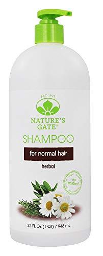 - Nature's Gate Shamp,Daily,Herbal, 32fz, 2pk