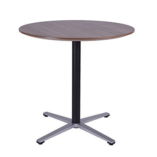 small wood pedestal - 4