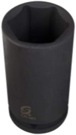 48-Mm Sunex 448MD 3//4 Drive Deep 6 Point Metric Impact Socket