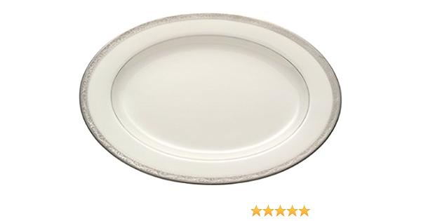 Mikasa Whole Wheat Round Platter 12-14 Wide ~ Free Shipping