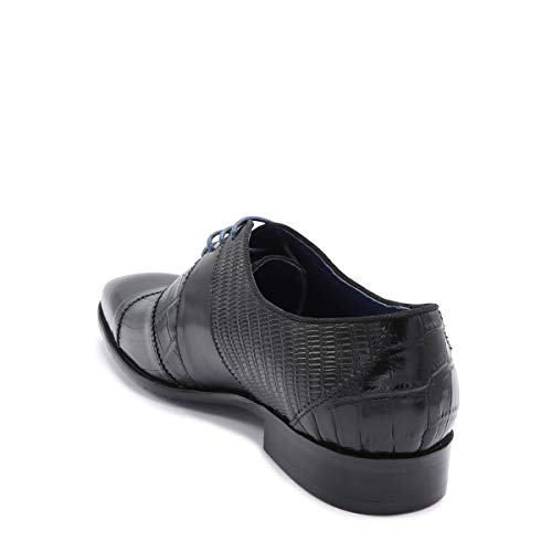 Noir Ville 41 de Hommes Dalian Chaussures Kdopa RwxYF7R