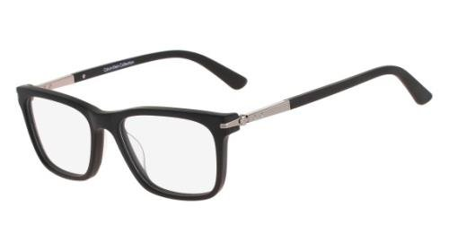 CALVIN KLEIN COLLECTION Eyeglasses CK8517 007 Matte Black MM by Calvin Klein