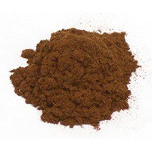 Yohimbe Bark Powder Wildcrafted - Pausinystalia yohimbe, 1 lb,(Starwest Botanicals) ()