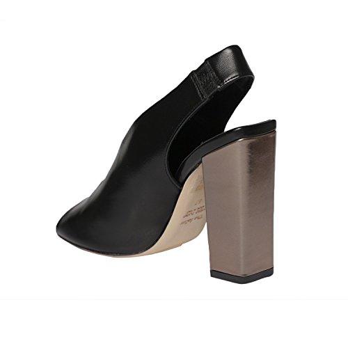 Sælgeren Kvinders Sandaler Sort 8TMfJ8G