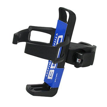 Resin Water Bottle Cage for Bike and Cycles (Black)