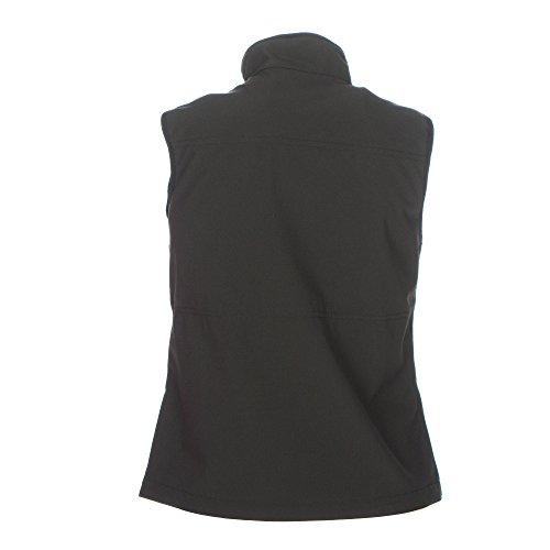 Mobile Warming Women's Heated Whitney Vest - (Black, Large) by Mobile Warming (Image #1)