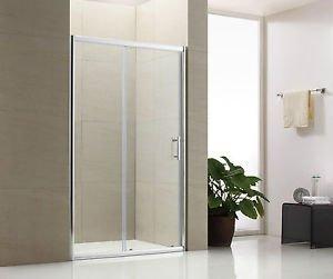 Bathroombarry 1000Mm Sliding Shower Door by Bathroombarry