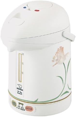Zojirushi CW-PZC22FC Micom Super Boiler 2.2L, Floral