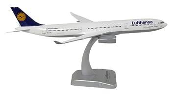 "WITHOUT GEARS Lufthansa /""Ingolstadt/"" A330-300 Hogan Wings LH14 1:200"