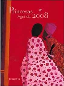 Princesas (Agenda) 2008 (Princesas Edelvives): Amazon.es ...