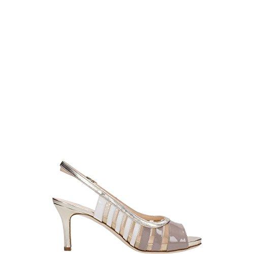 Zapatos beige formales Melluso para mujer tHJG8va4J