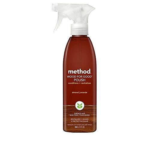Method Wood for Good Spray, Almond, 12 oz-2 pack