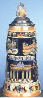 Berlin Wall Beer Stein 0.75 liter