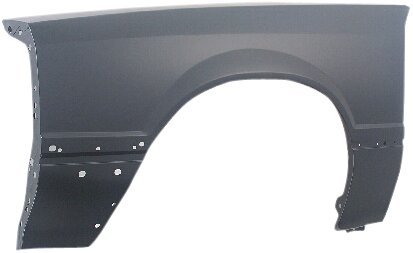(OE Replacement Ford Mustang Front Passenger Side Fender Assembly (Partslink Number FO1241157))