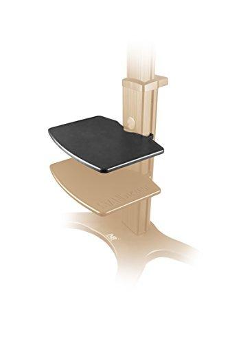 AVF-TP-BLK Equipment Tray AVF-TP  for BLACK TV Cart TV Stand