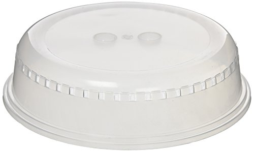 Better Houseware 3710 Microwave Cover, Frosted by Better Houseware