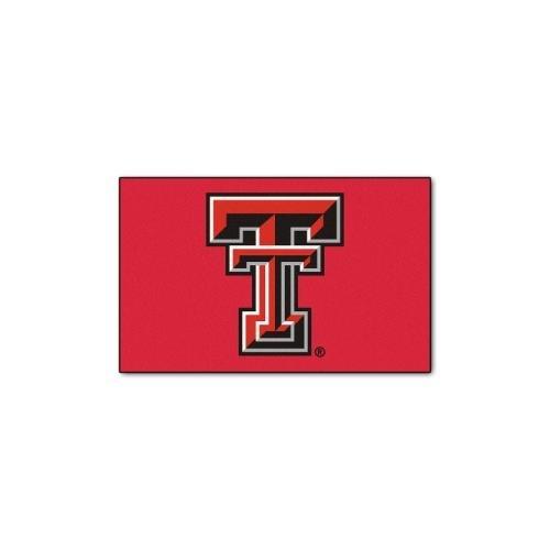 Fanmats Texas Tech Red Raiders Ulti-Mat (Red Raiders Mat Football Tech)