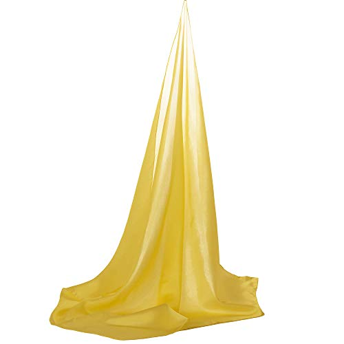 (Sarah's Silks Yellow Playsilk)