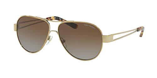 Tory Burch Women's TY6060 Sunglasses ()