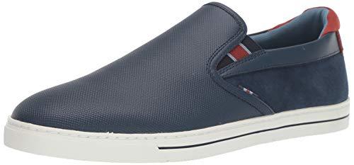 Ted Baker Men's Alador Sneaker, Dk Blue, 7 Regular US (Ted Baker Blue Shoes)