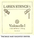 Larsen cello strings are excellent, clean, clear and surprisingly rich steel-core strings featuring a big, warm sound with excellent focus and projection. Long life and great value are features of all Larsen strings, the first choice of many professi...