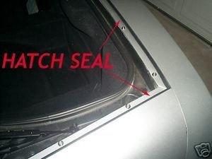 (C5 Corvette Hatch/Trunk Seal Kit)