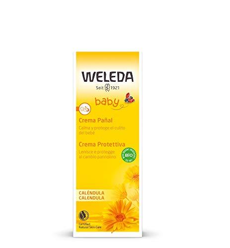 WELEDA Crema Protettiva Per Il Cambio Dei Bambini - 75 ml. 3