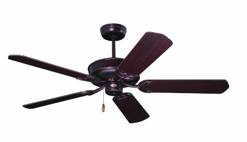 Emerson Ceiling Fans CF755VNB Designer 52-Inch Energy Star Ceiling Fan, Light Kit Adaptable, Venetian Bronze Finish - Venetian Star