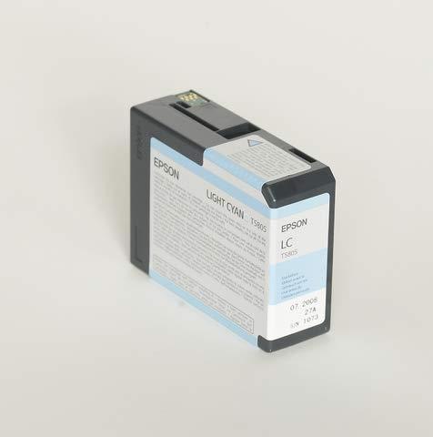 Epson America T580500 Lt Cyan UltraChrome Ink Cart. (Epson 3880 Printer Best Price)