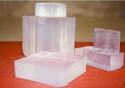Base De Glicerina Transparente Para Elaborar Jabón De 5 Libras Health Personal Care
