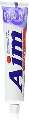 Aim Multi Benefit Tart Control, 5.5 Ounce ()