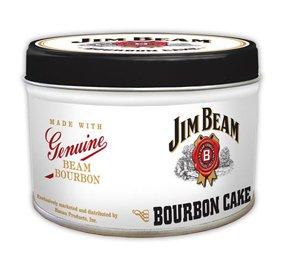Jim Beam Cake Tin