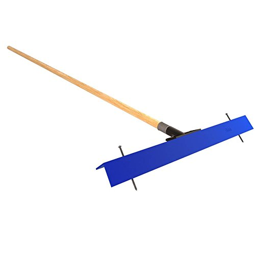 Bon Tool 22-365 24'' Gauge Rake with Pins