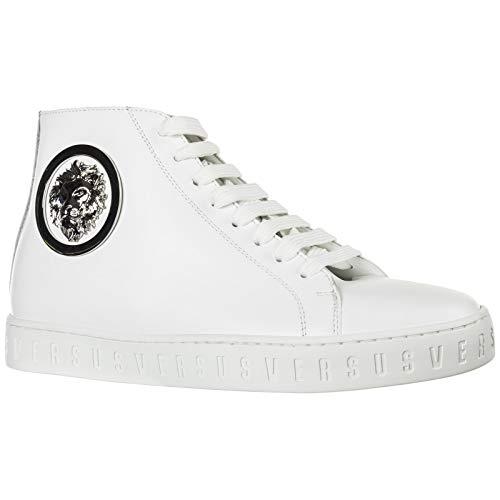 Versus Alte Versace Head Bianco Lion Donna Sneakers CwHrC