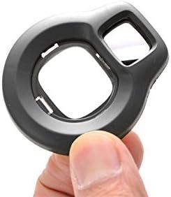 Black CLOVER Close-Up Lens for Fujifilm Instax Mini 8 Cameras