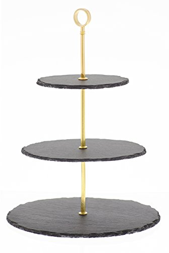 3 tier cheese trays - 9