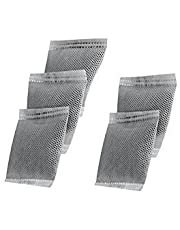 Life Basis Distiller Carbon Filter Bags Activated Charcoal Filter for Water Distillers Pure Water and 5 Pack