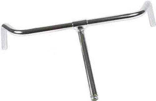 Gazelle Lenker für Hollandrad aus Stahl, Ø 22,2 mm, 53cm breit