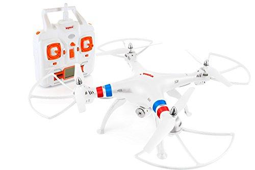 Syma X8C Venture with 2MP Wide Angle Camera 2.4G 4CH RC Quadcopter - White