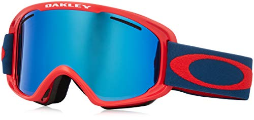 Oakley O Frame 2.0 Snow Goggle, Red Poseidon, Medium ()