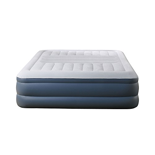 Simmons Beautyrest Lumbar Lux Queen Air Bed Mattress with Bu
