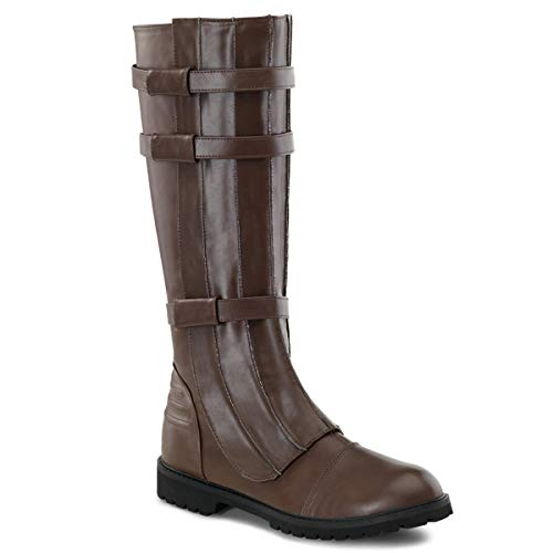 Funtasma by Pleaser Men's Halloween Walker-130,Brown,M (US Men's 10-11 M)