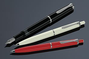 PELIKAN M205 Fountain Pen Black Fine (976464) by Pelikan