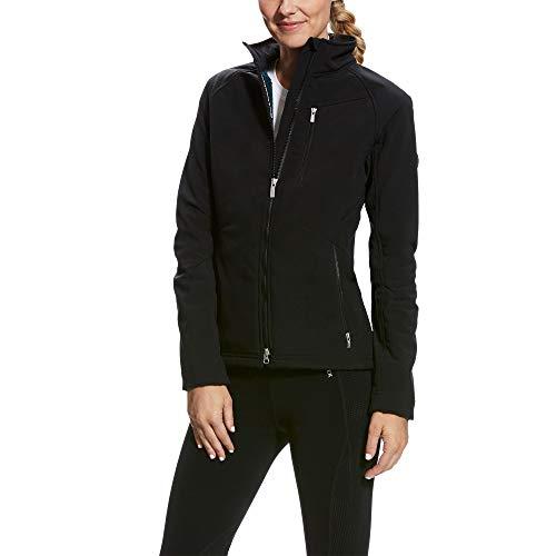 ARIAT Women's Cyclone Softshell Jacket Black Size -